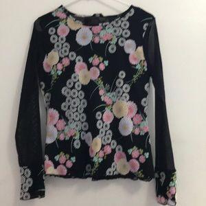 Dresses & Skirts - Long sleeve blouse
